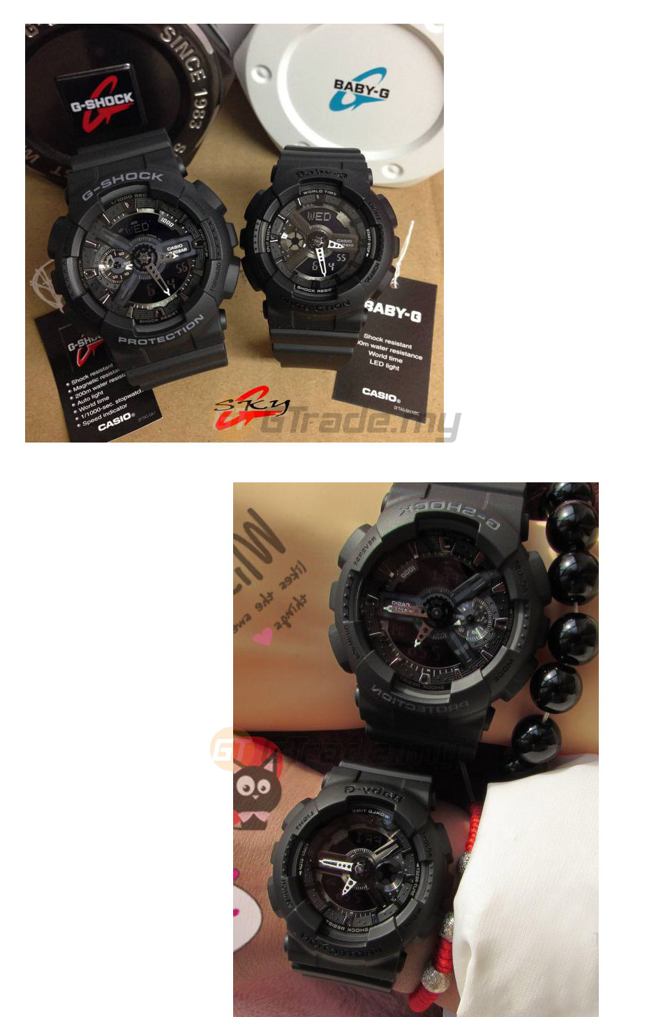 Ready Stock Casio G Shock Baby G End 12192020 1200 Am