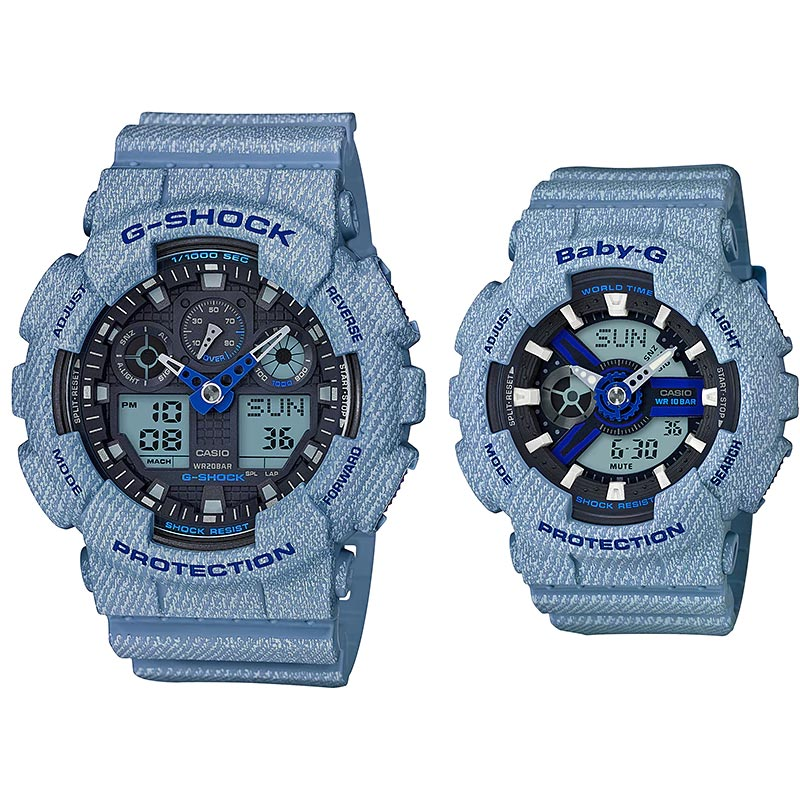 casio baby g 5134 manual
