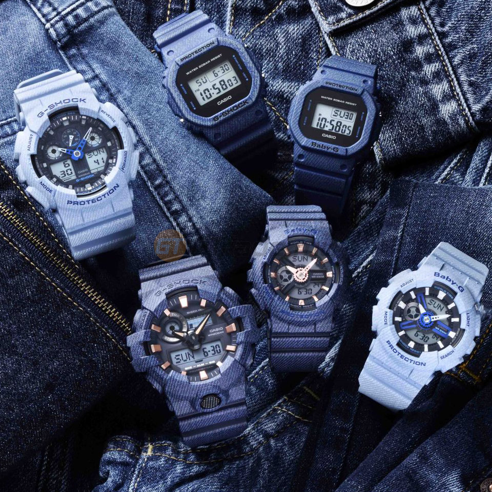 baby g shock watch manual