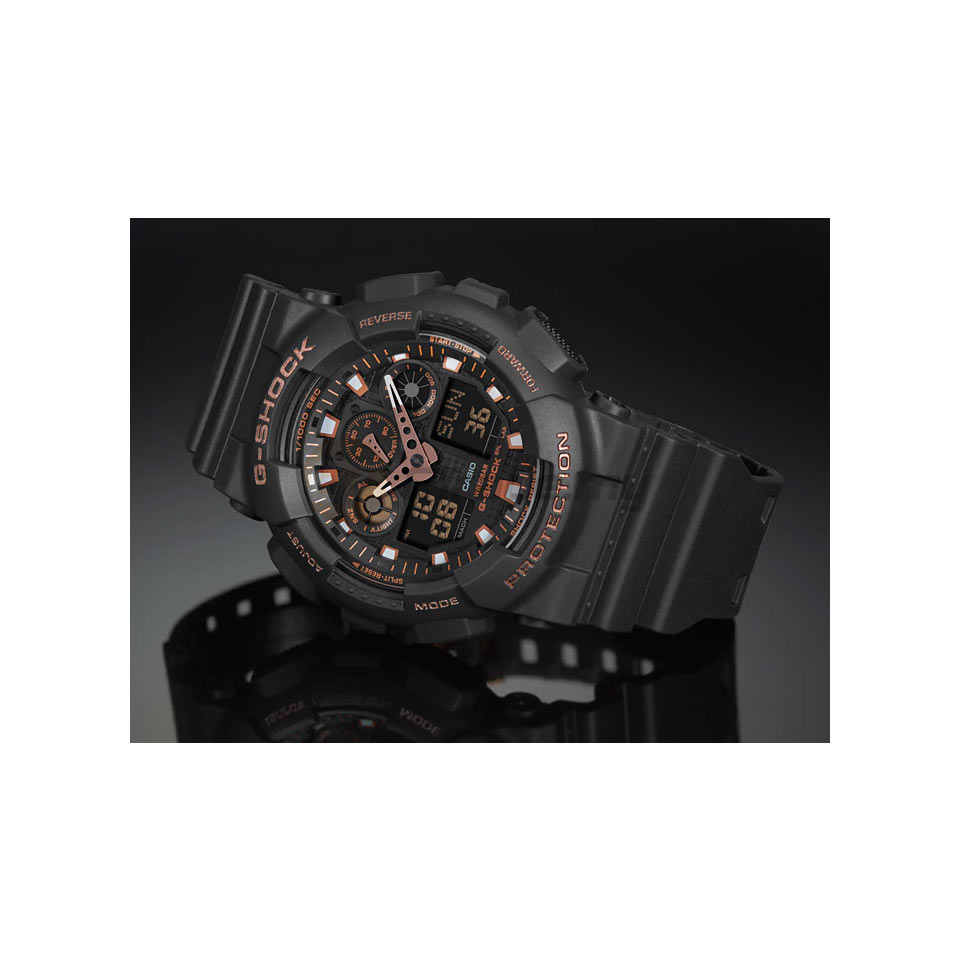 f1ab1f24373 CASIO G-SHOCK GA-100GBX-1A4 Digital (end 7 11 2021 12 00 AM)