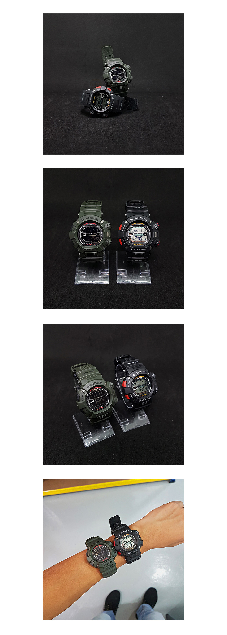 casio g shock user manual