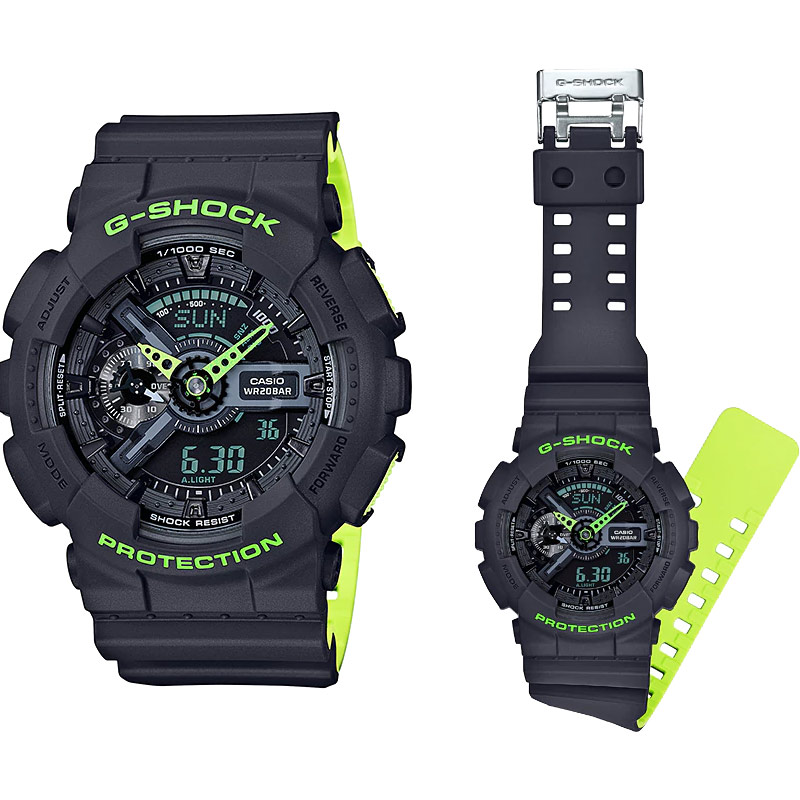 g shock watch instructions 5146