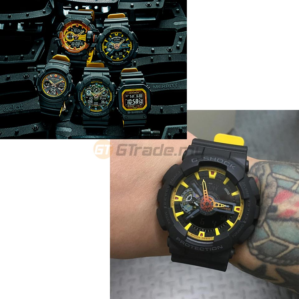 344de3d706e CASIO G-SHOCK GA-110BY-1A Analog Di (end 7 11 2021 12 00 AM)