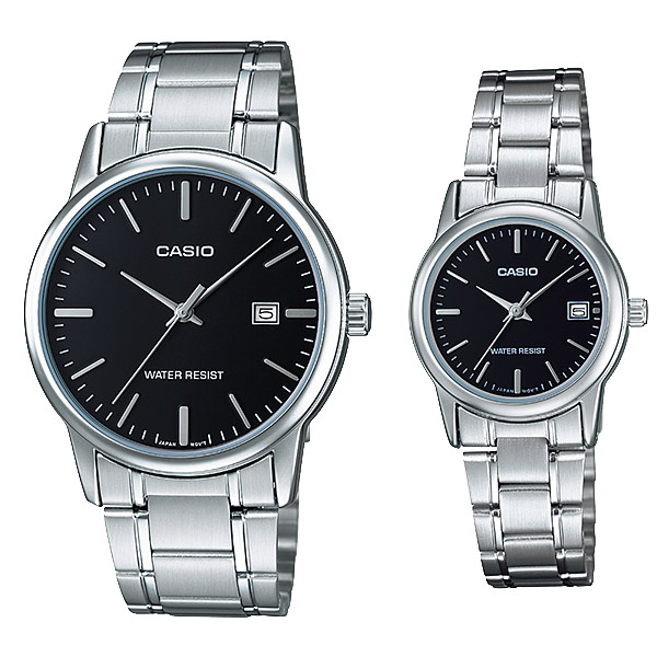 Couple Casio Watches Pic