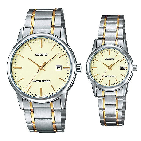 Couple Watches Casio